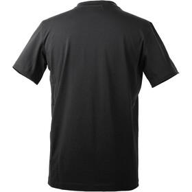 DIDRIKSONS Denny Camiseta Hombre, black